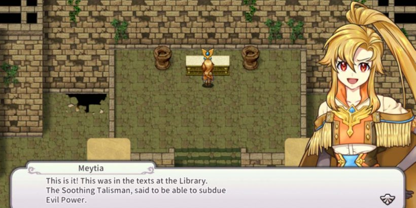 Infinite Links is an upcoming pixel-art retro RPG from KEMCO, now open for pre-registration on Google Play