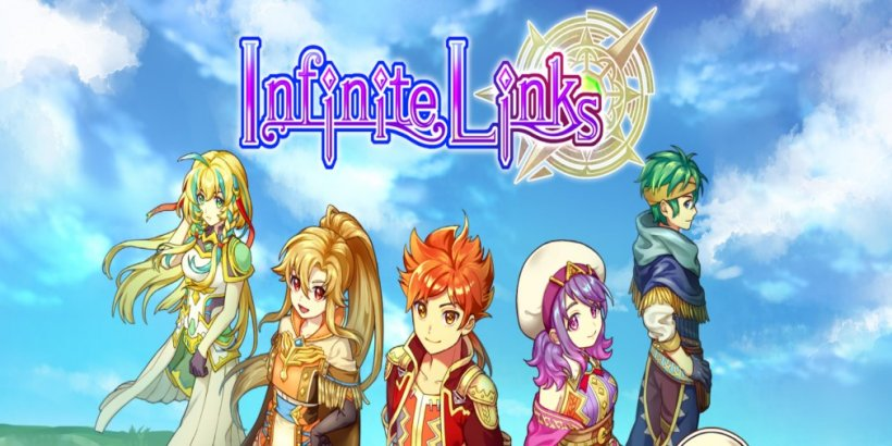 Infinite Links, a story of siblings and magic, is officially out on iOS and Android