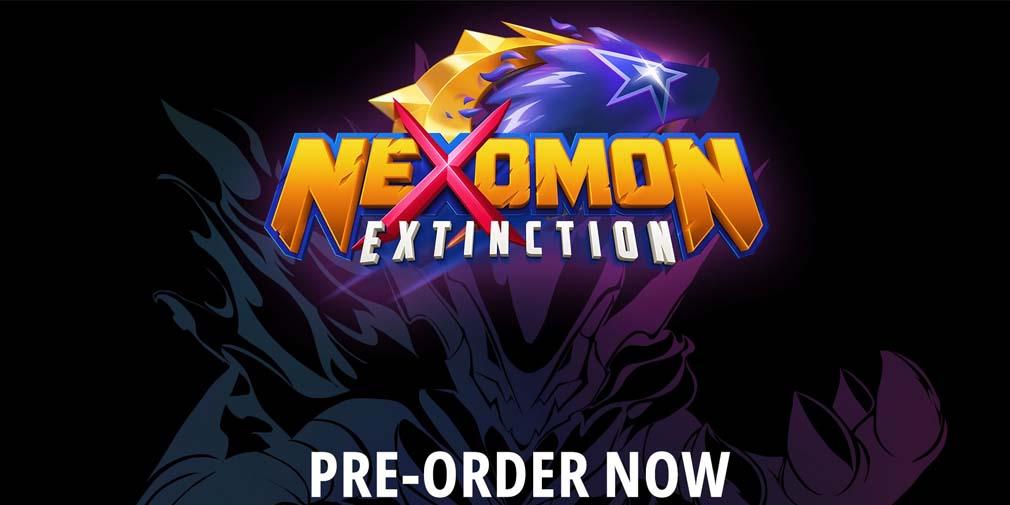 Le Pokémon-like Nexomon : Extinction est disponible sur mobiles