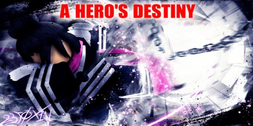 A Hero's Destiny codes (September 2021)