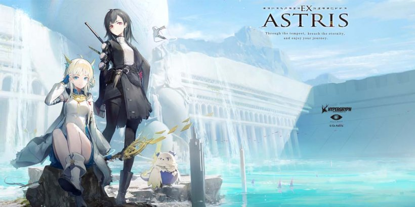 Ex Astris is a new premium RPG title that's currently under development from the makers of Arknights
