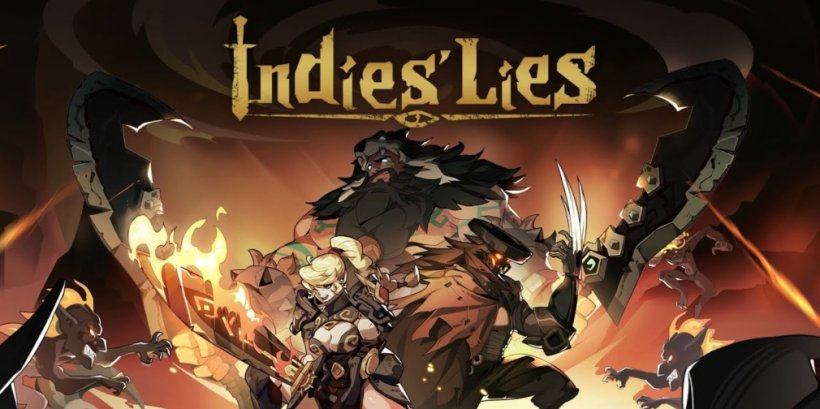 Indies' Lies is a roguelike deck-builder inspired by Slay the Spire that's heading for iOS and Android next week