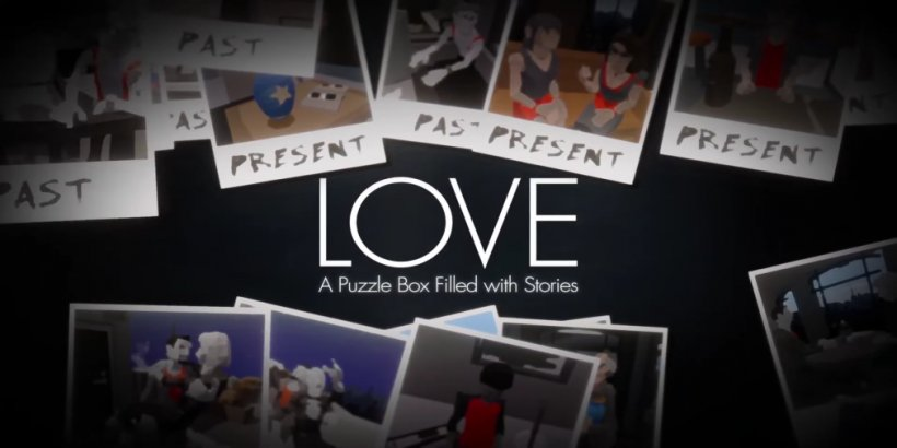 LOVE - A Puzzle Box Filled with Stories, the time-travelling puzzler officially comes to Android devices