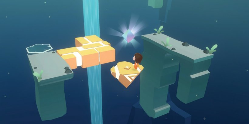 Relumine, a Monument Valley-esque 3D puzzle adventure game, is available now for iOS and Android