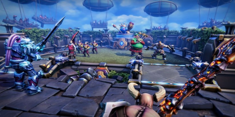 Minion Masters Remastered is coming to mobile in early 2022
