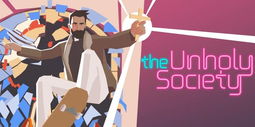The Unholy Society is a quirky point-and-click horror adventure filled with pop culture references, out now on iOS and Android