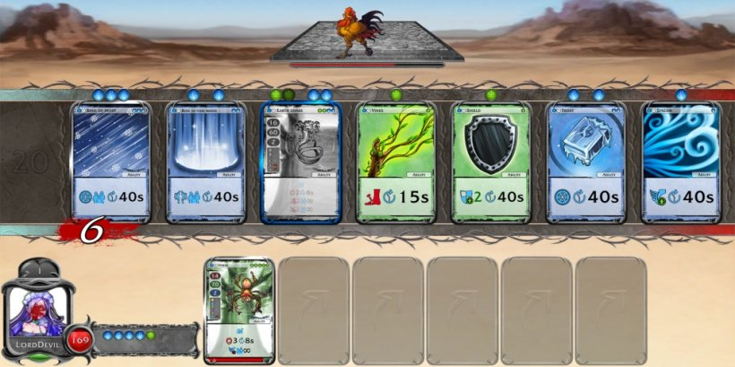 Requia Online is a new card-based RPG that's available now for iOS and Android