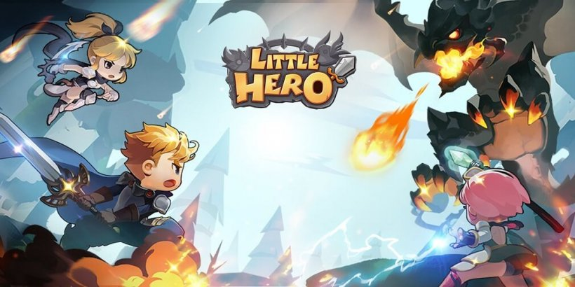 Little Hero: Idle RPG to release on Android and iOS later this week