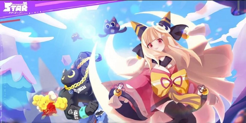 Star Healer is a casual RPG shooter that is now available in beta on Android for a limited-time