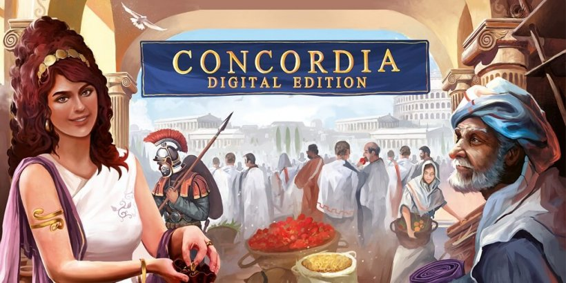Concordia: Digital Edition will release globally tomorrow on Android, iOS, and Steam