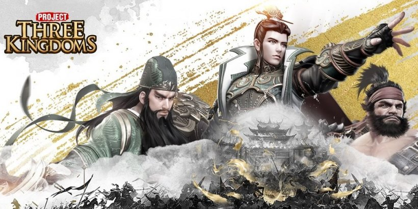 Project Three Kingdoms is a next-gen hack & slash ARPG that is now live for a limited audience