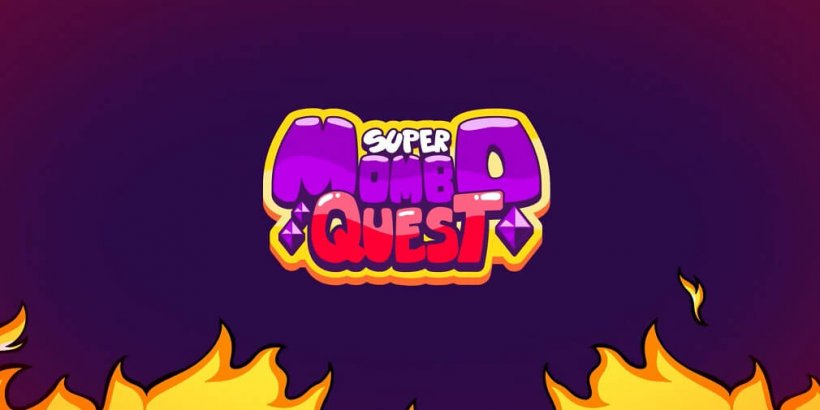 Super Mombo Quest is an action-packed platformer that's coming to mobile and PC in November