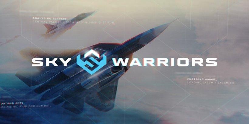 Sky Warriors interview: Luiz Piccini discusses Wildlife Studios' new multiplayer aerial combat game