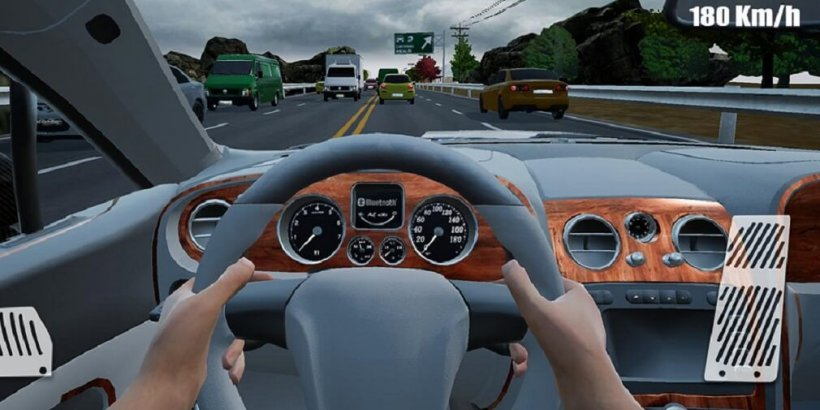 Real Driving 2: Ultimate Car Simulator finally arrives on Android