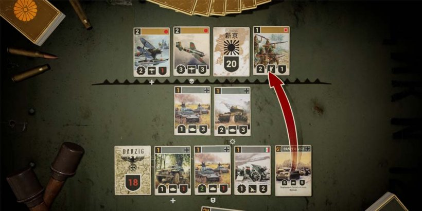 Kards is an upcoming CCG with World War II themes, coming to mobile in 2022 following its success on PC