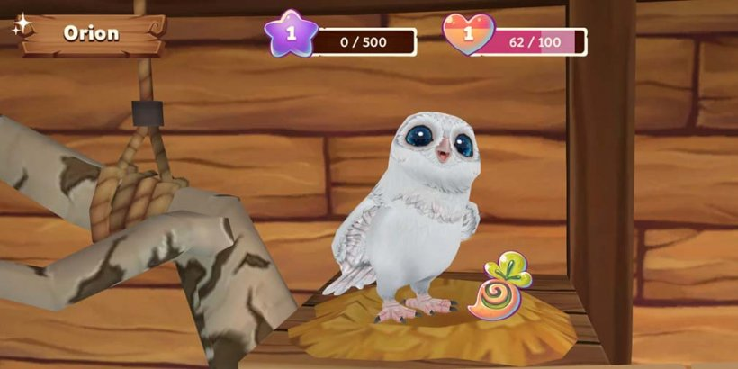 Petventures lets you build your own animal refuge in a peaceful mountain valley, out now on iOS and Android