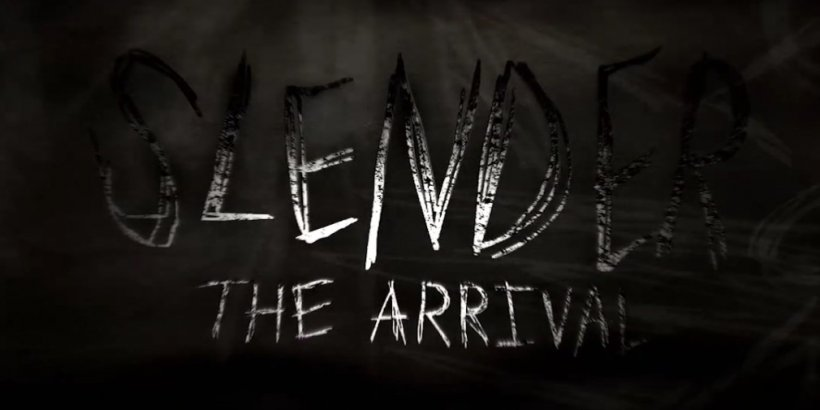Celebrate Halloween with Slender: The Arrival coming to stalk your mobile this month