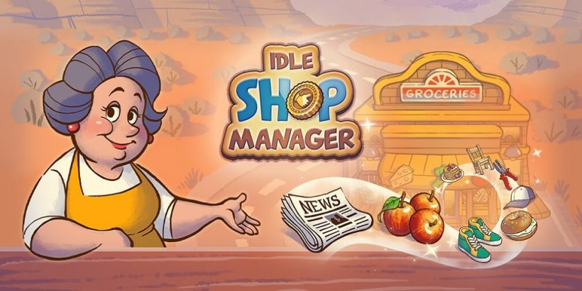 Idle Shop Manager is an idle business simulator that is now out on Android in early access