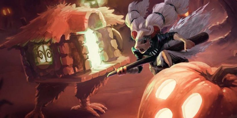 MouseHunt, HitGrab Game Studio's idle RPG adventure, is celebrating a limited-time in-game Halloween event