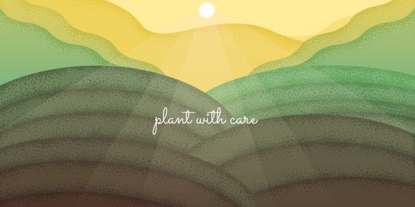 Plant with Care is a laid-back puzzler about growing ingredients that's heading for iOS and Android this month
