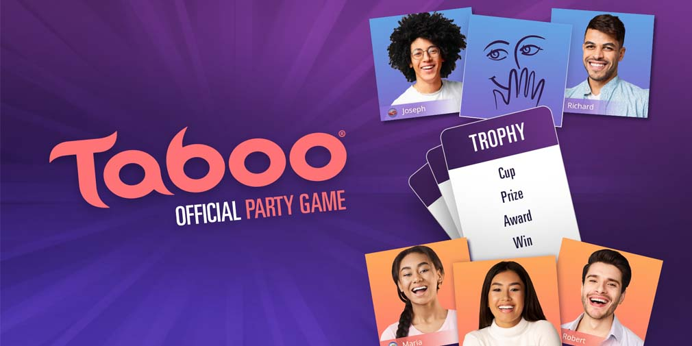 Taboo, the classic vocabulary board game, is coming to iOS and Android as a digital title