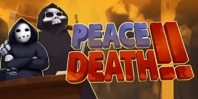 Peace, Death! 2 is a sequel to the fun arcade simulator now out on PC and for Android and iOS soon