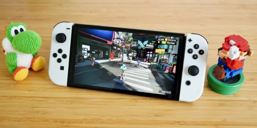 """Nintendo Switch OLED review – """"A surprisingly compelling upgrade"""""""