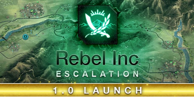 Rebel Inc: Escalation lets you pick up the pieces of a war-torn nation in a realistic sim, out now on iOS and Android