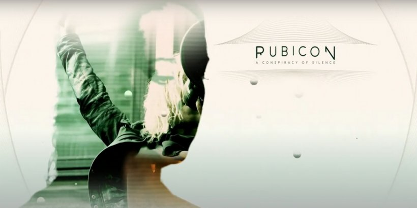 Rubicon: A Conspiracy of Silence is a narrative game about whistleblowers that's releasing for iOS and Android this week