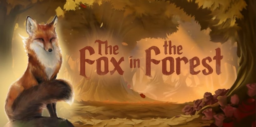 The Fox in the Forest is a digital adaptation of the card game that's available now for iOS and Android