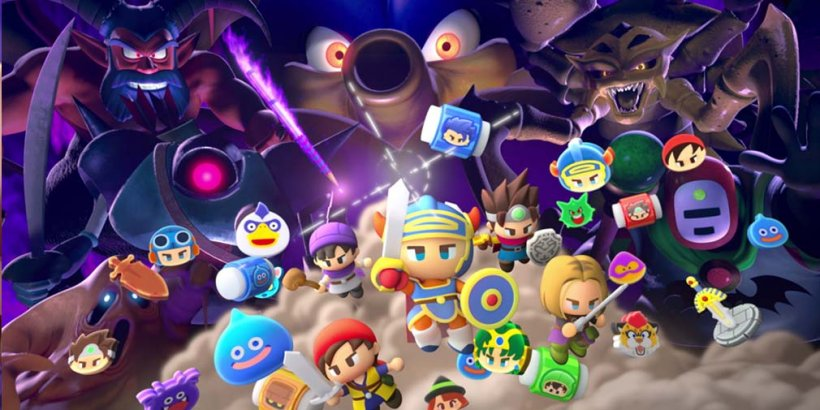 Dragon Quest Keshi Keshi is an upcoming match-3 puzzle from Square Enix, now open for pre-registration