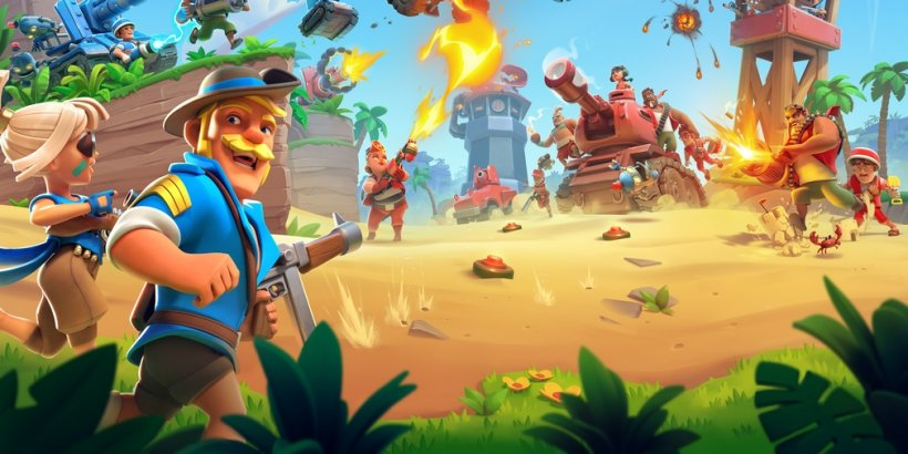 Boom Beach: Front Lines, the latest instalment in the popular series, has soft-launched for iOS and Android in Canada