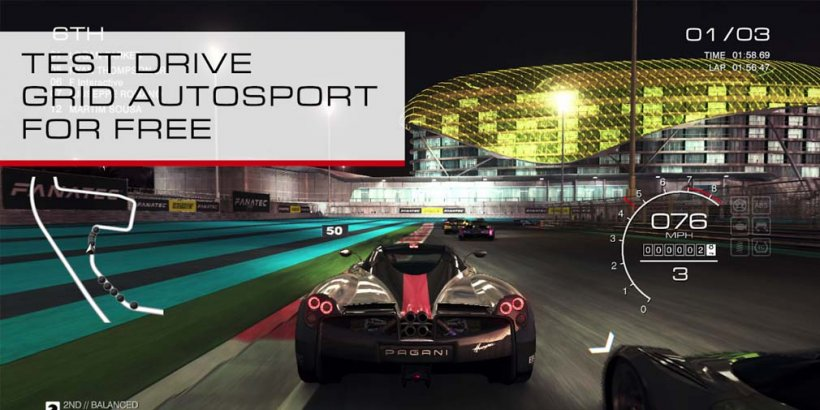 GRID Autosport Custom Edition lets you try before you buy and pay only what you want to play on the race tracks
