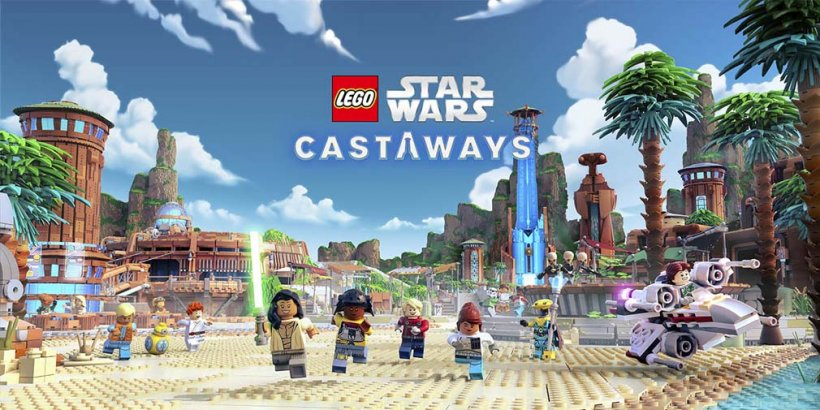 LEGO Star Wars: Castaways is an upcoming social adventure coming to Apple Arcade on November 19th