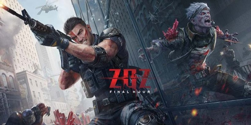 ZOZ: Final Hour lets you fight zombies then turn into a zombie after death, now open for Closed Beta Test sign-ups in Brazil