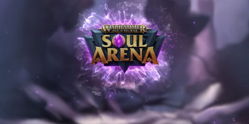 Warhammer AoS: Soul Arena is a multiplayer strategy game that is out now on Android in select countries