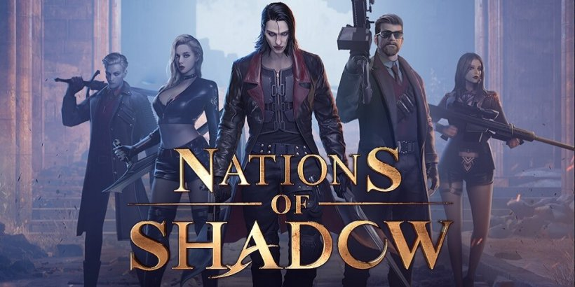 PROXIMA BETA's Nations of Shadow is out now in early access on Android in select countries