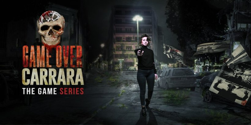 Game Over Carrara is a zombie apocalypse game set in the Italian city of the same name