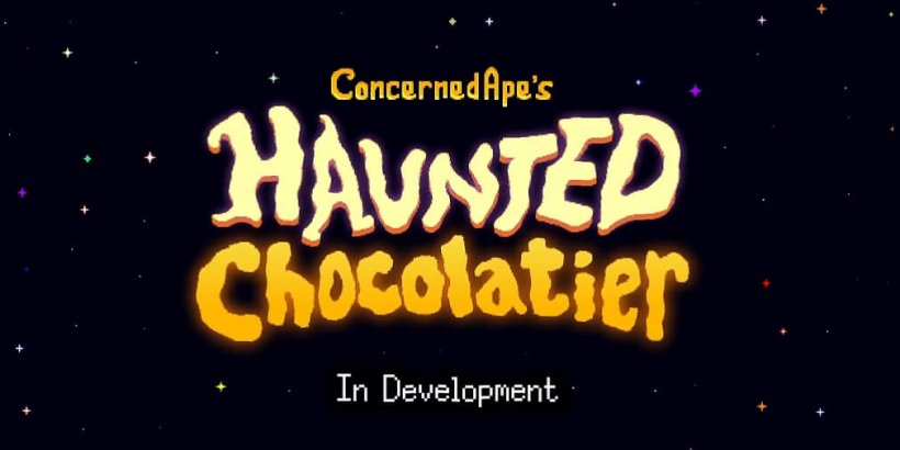 Haunted Chocolatier is an upcoming action RPG from the maker of Stardew Valley