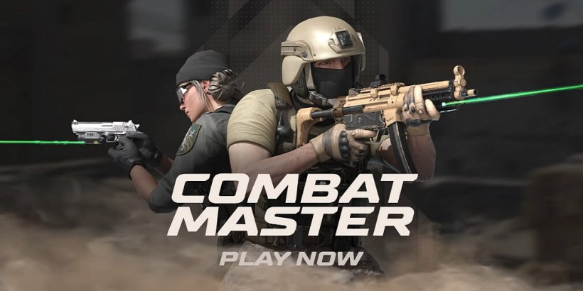 Combat Master Online, an FPS similar to CoD Modern Warfare, out now on Android and iOS
