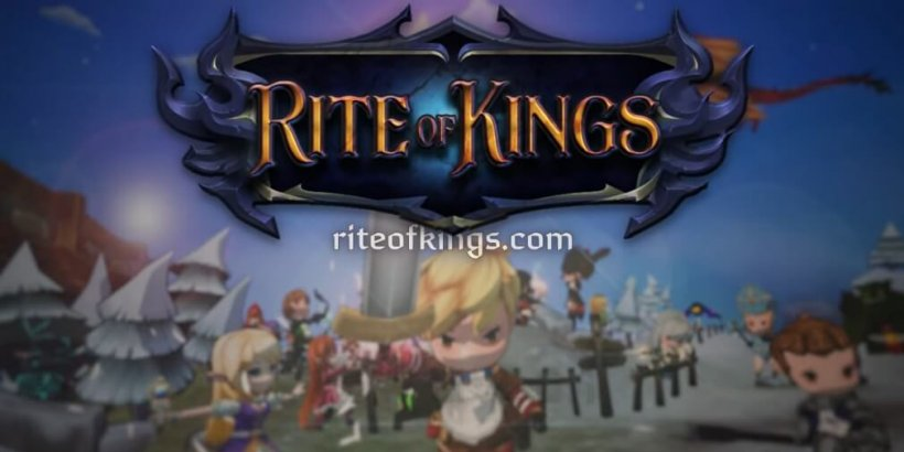 Rite of Kings is a tactical RPG that is in open beta on Android and iOS