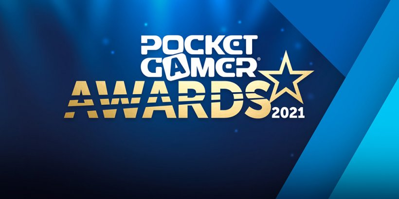 Don't forget to tune in later today for the Pocket Gamer Awards 2021 awards ceremony