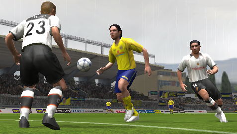 Nintendo confirms in a refreshingly honest press release that FIFA 14 for 3DS features 'no updates to gameplay or game modes'