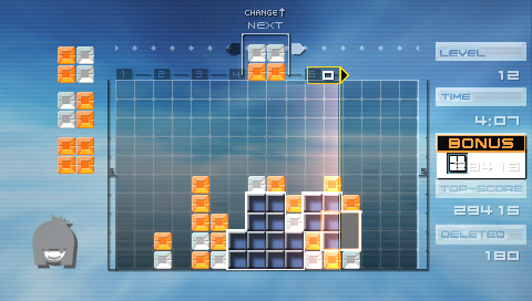 Lumines coming to the PSPgo?
