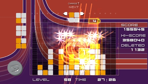Lumines Headed to Mobile Phones