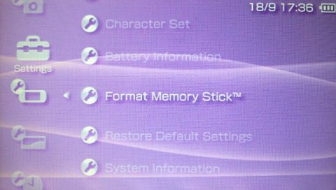 How to transfer video to your PSP