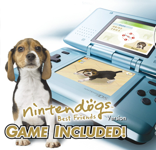 Nintendo goes barking mad