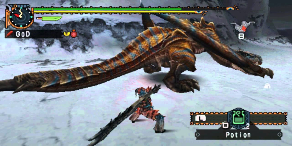 Monster Hunter Freedom Unite | Articles | Pocket Gamer