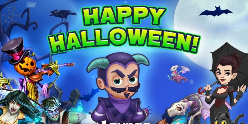 Zynga celebrates Halloween across FarmVille 2 and several other games