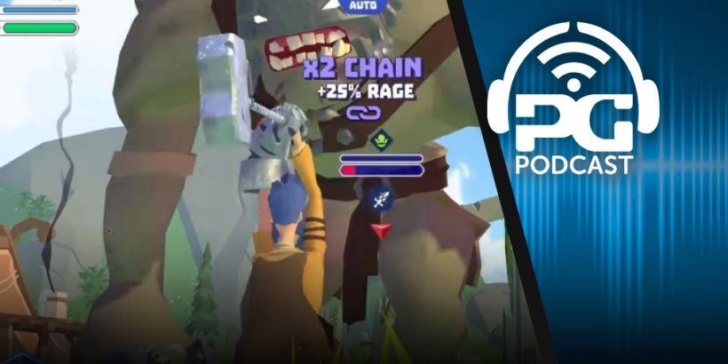 Pocket Gamer Podcast: Episode 507 - Knighthood, Crossy Road Castle